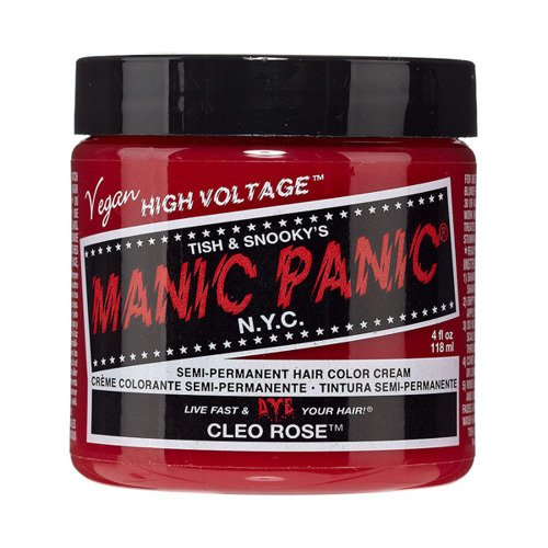 FARBA MANIC PANIC- HIGH VOLTAGE HAIR COLOR CLEO ROSE