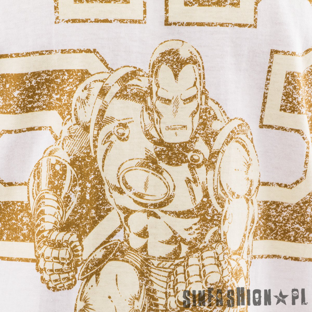 TANK Marvel IRON MAN 63