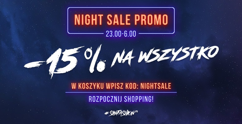 night sale