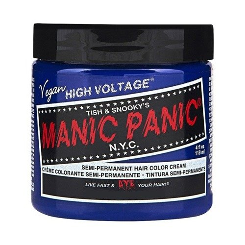 FARBA MANIC PANIC- HIGH VOLTAGE HAIR COLOR AFTER MIDNIGHT