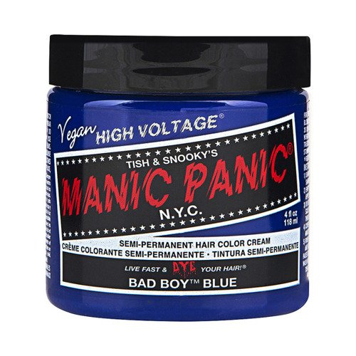 FARBA MANIC PANIC- HIGH VOLTAGE HAIR COLOR BAD BOY BLUE
