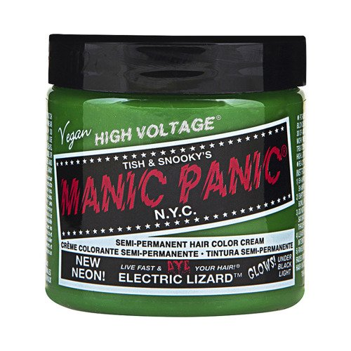 FARBA MANIC PANIC- HIGH VOLTAGE HAIR COLOR ELECTRIC LIZZARD