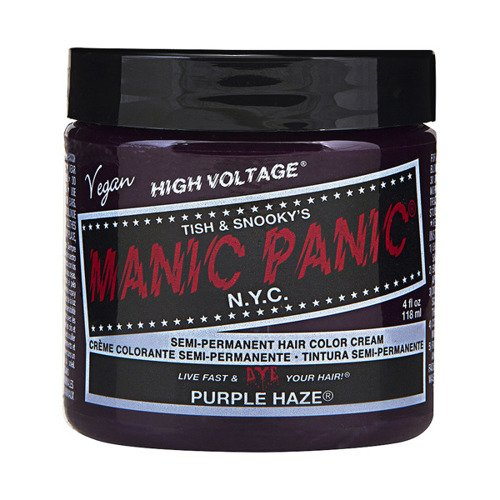 FARBA MANIC PANIC- HIGH VOLTAGE HAIR COLOR PURPLE HAZE