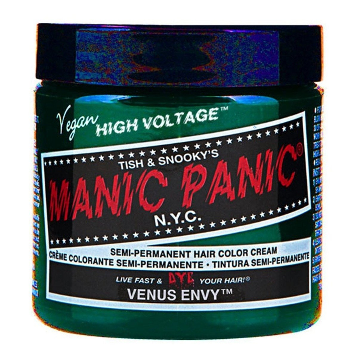 FARBA MANIC PANIC- HIGH VOLTAGE HAIR COLOR VENUS ENVY