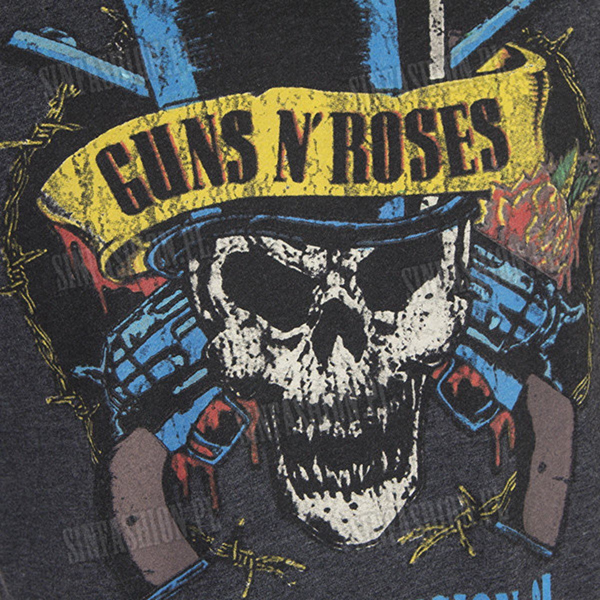 KOSZULKA AMPLIFIED - GUNS N ROSES TOUR 91