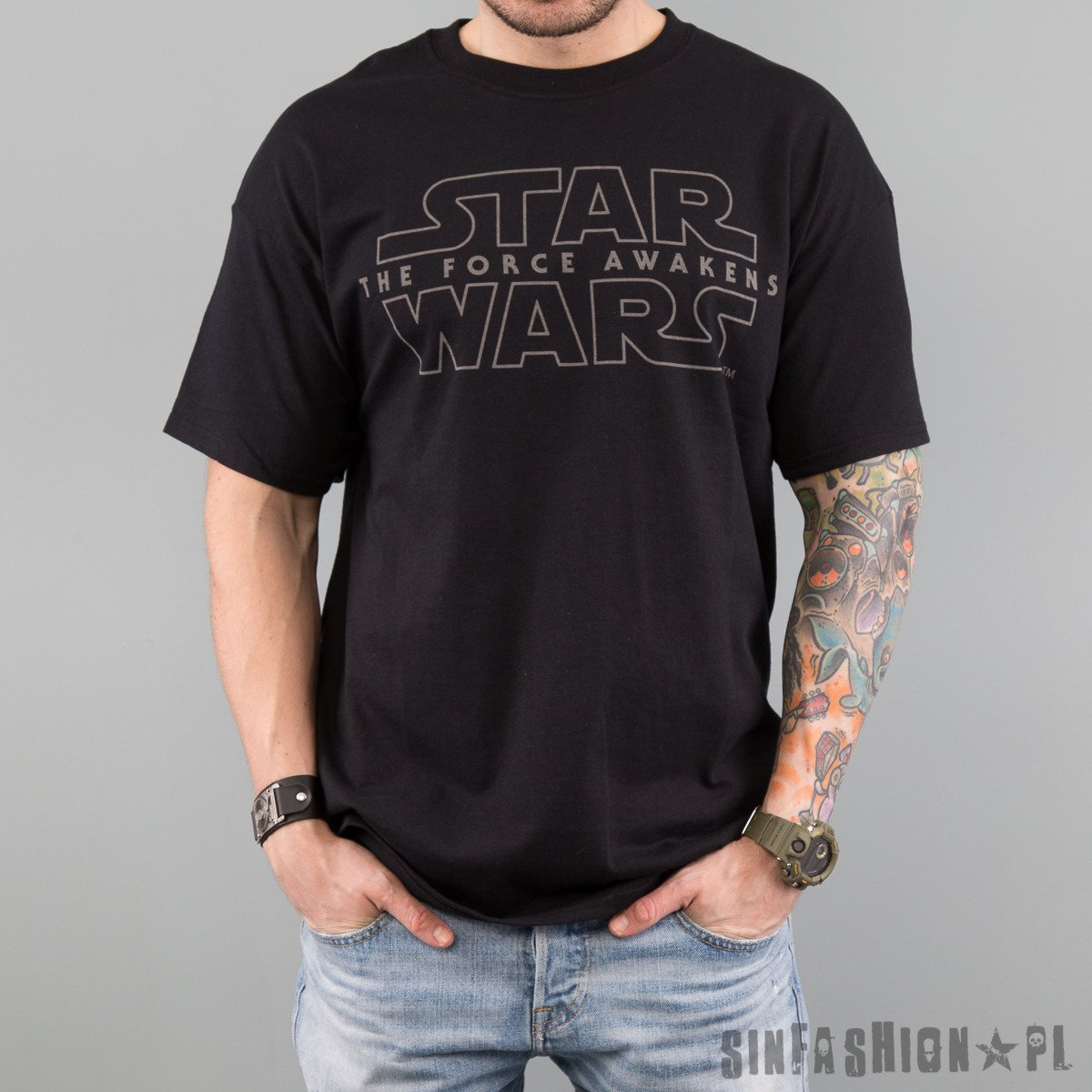 KOSZULKA STAR WARS - FORCE AWAKENS