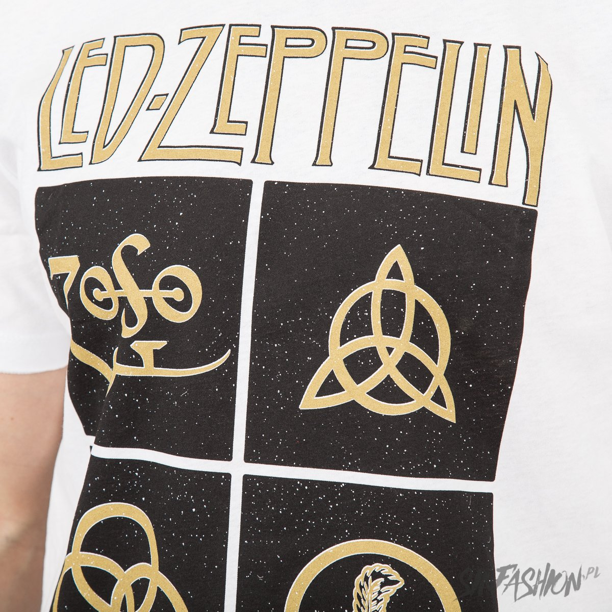 Koszulka Amplified Led Zeppelin Symbols
