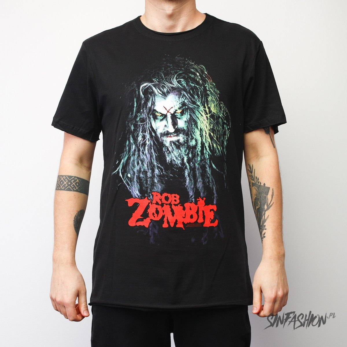 Koszulka Amplified Rob Zombie Dracula