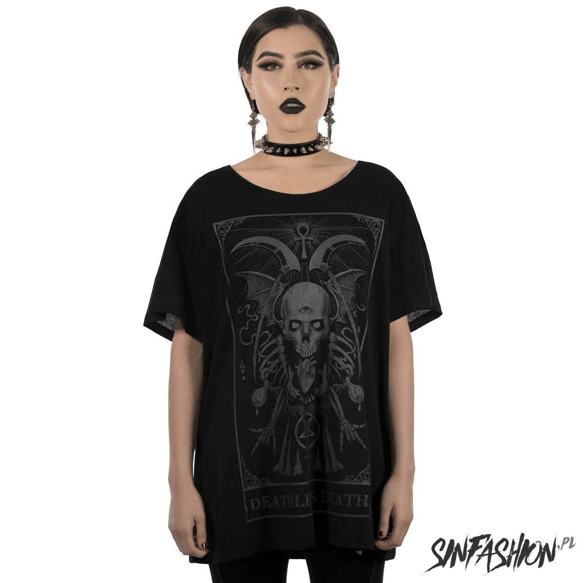Koszulka Deathless Relaxed Top