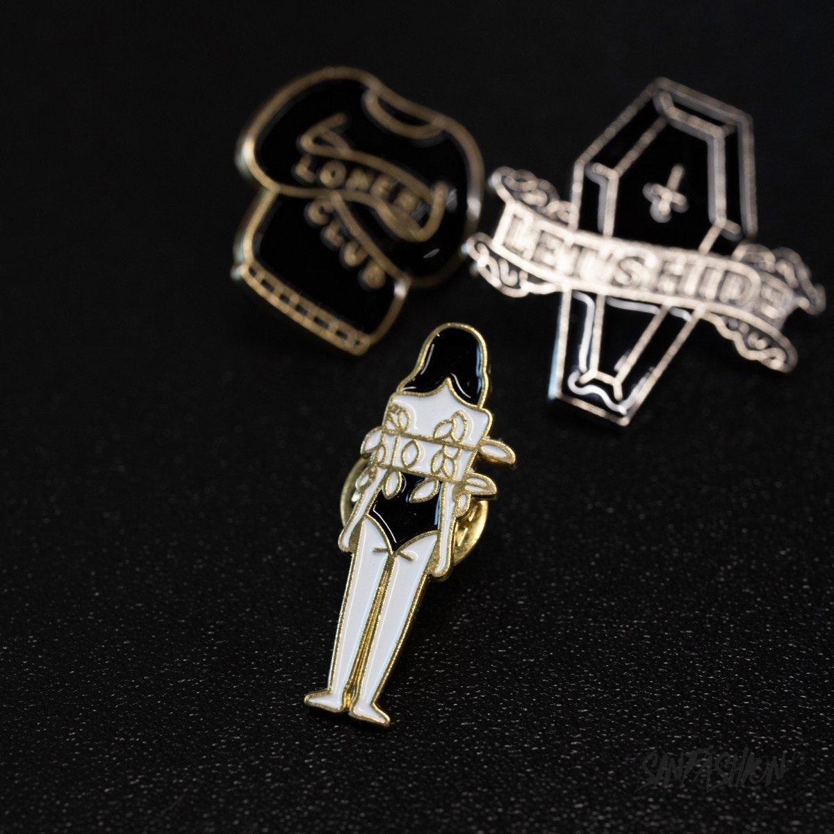 Pin Do Wyboru KingPinz Set 6