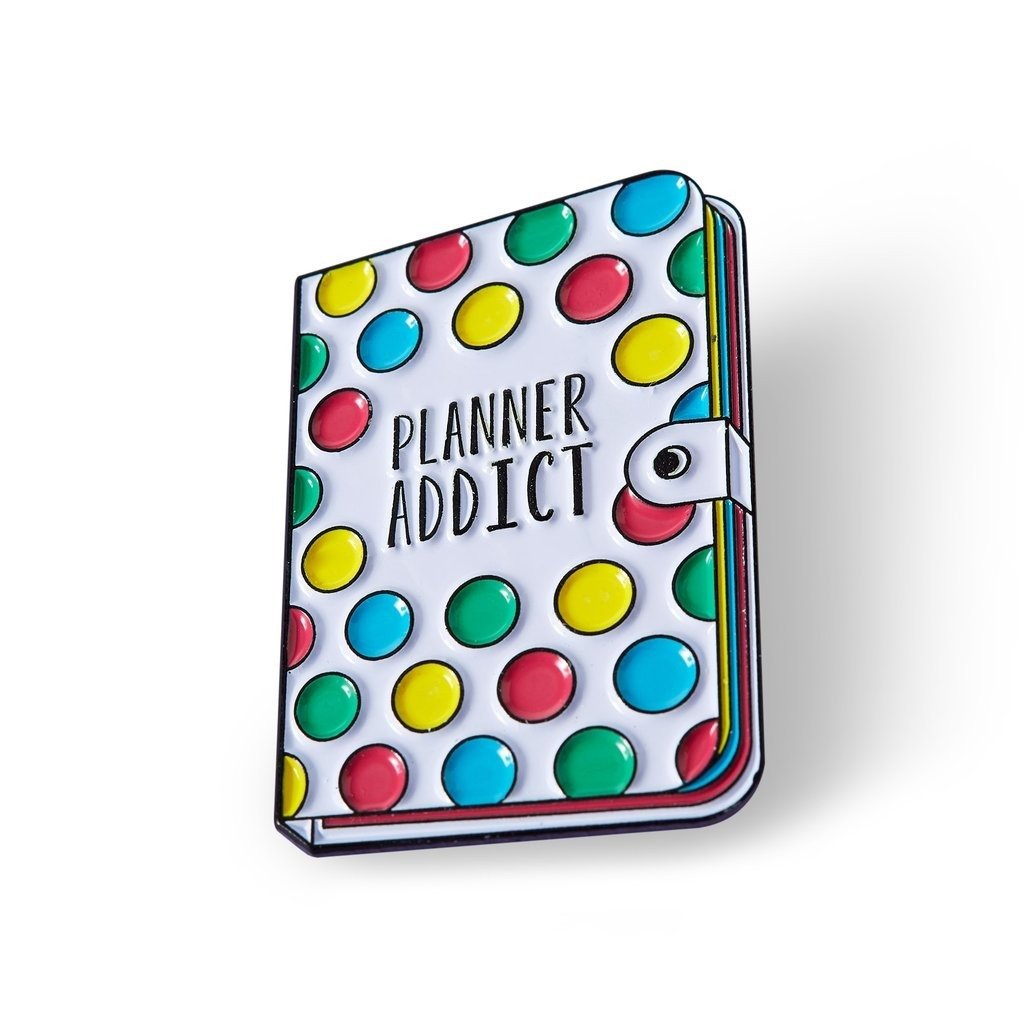 Pin Punky Pins Stationary Planner Addict