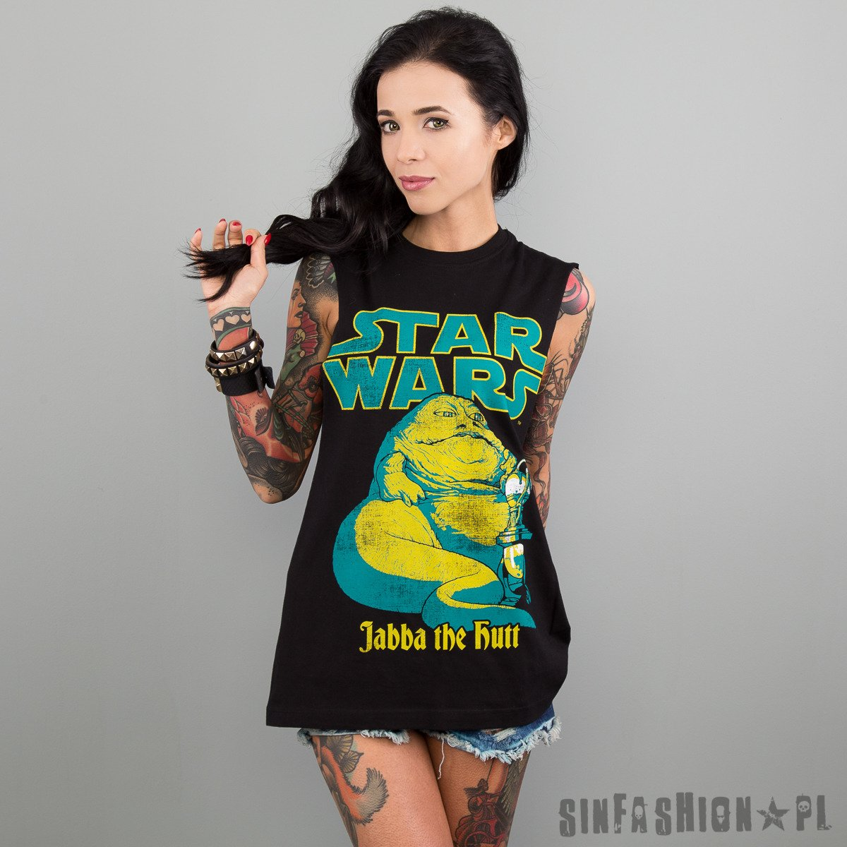 TANK STAR WARS - JABBA THE HUTT