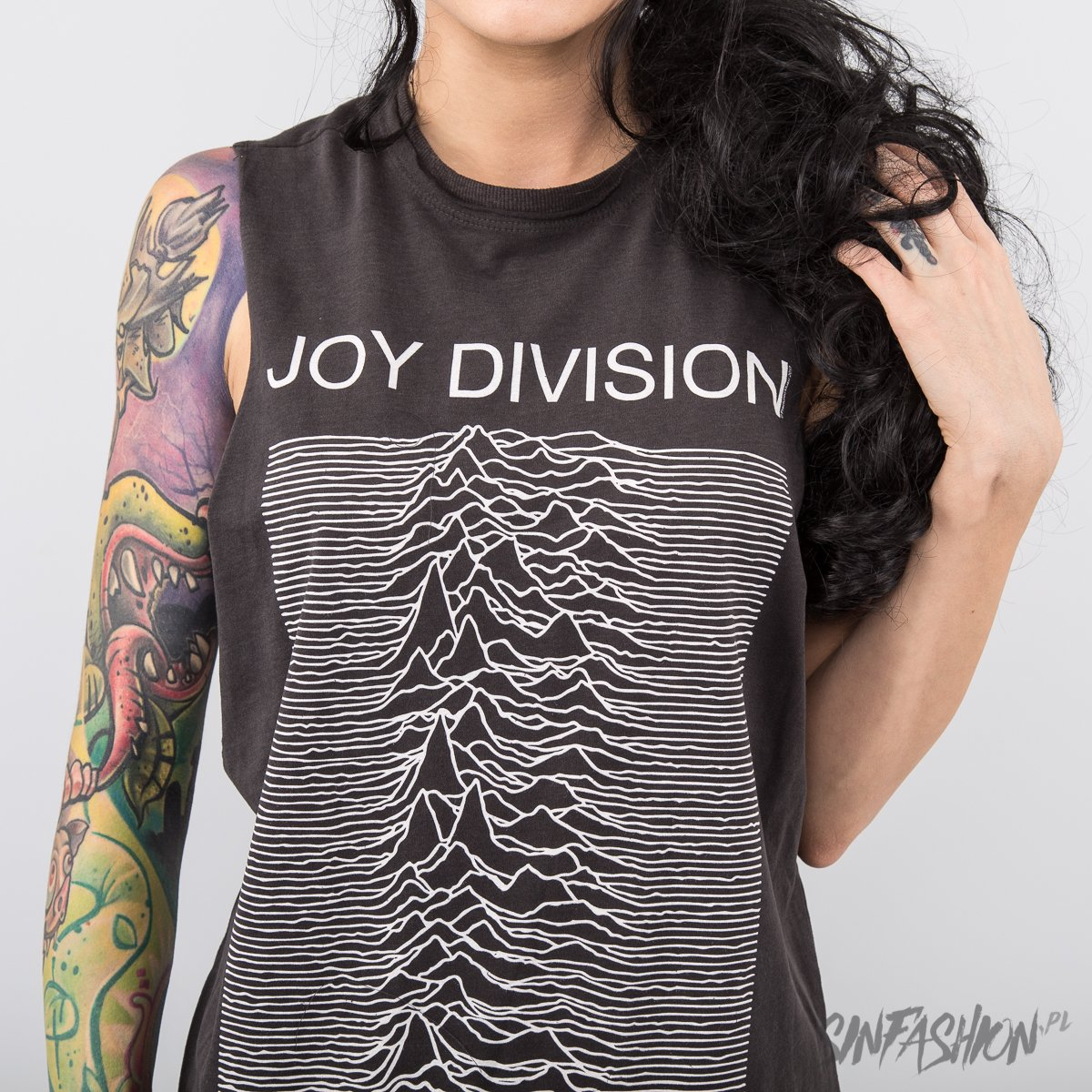 Tank Amplified Joy Division
