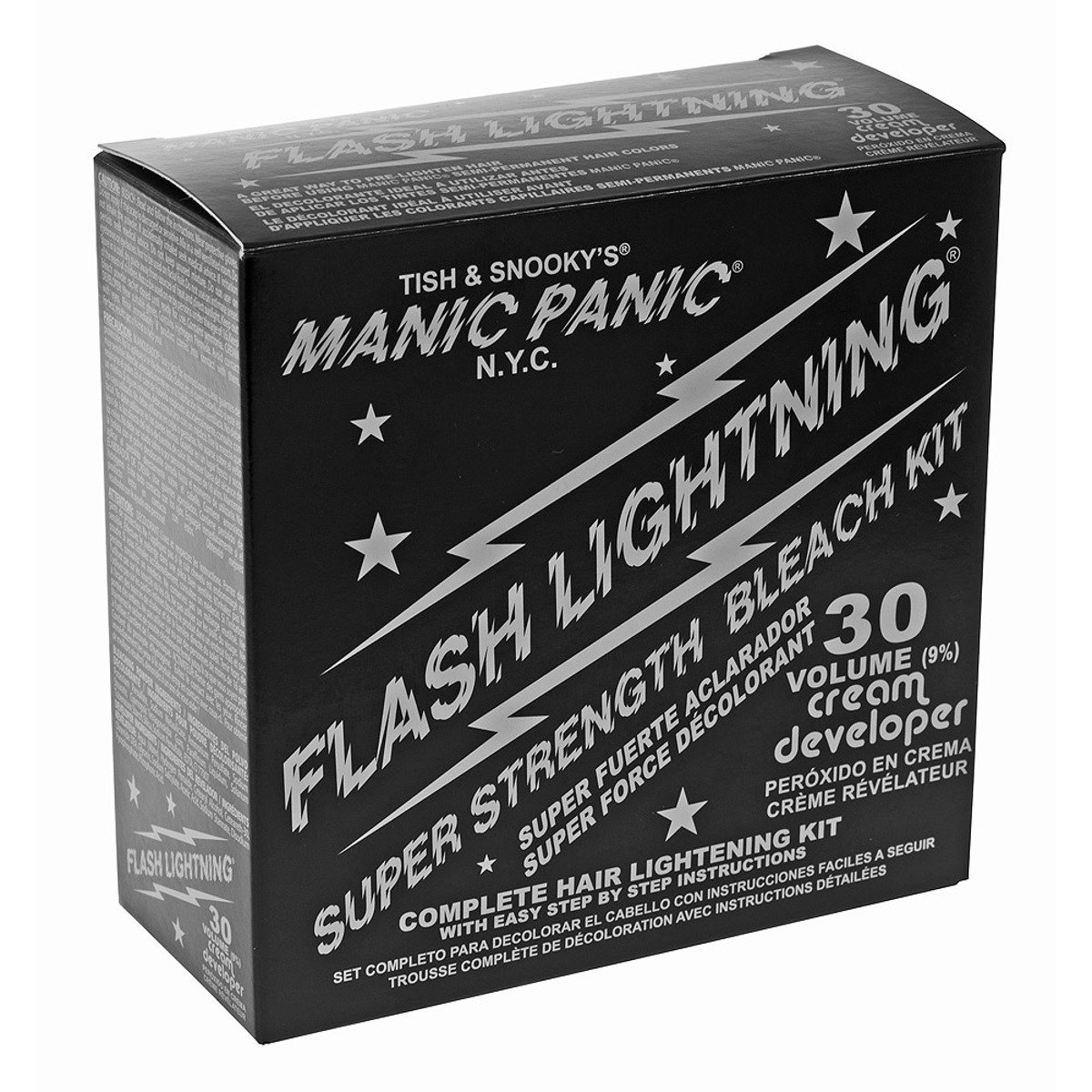 UTLENIACZ MANIC PANIC - BLEACH KIT FLASH LIGHTENING 30