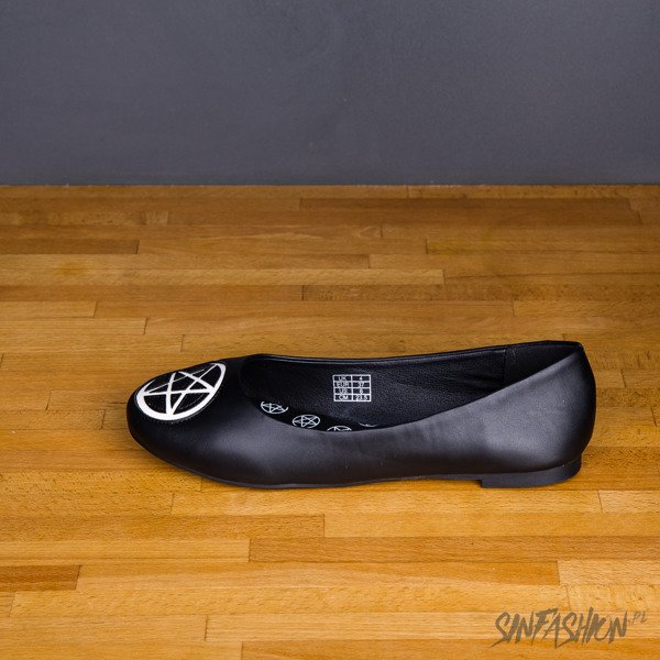 Buty Killstar Ceremony Flat