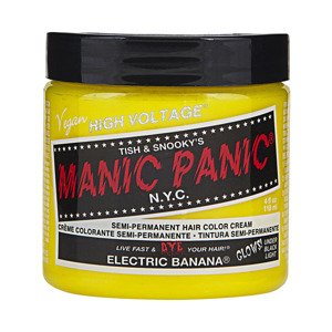 Farba Manic Panic  High Voltage Hair Color Electric Banana