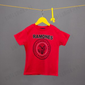 KOSZULKA SOURPUSS - RAMONES RED