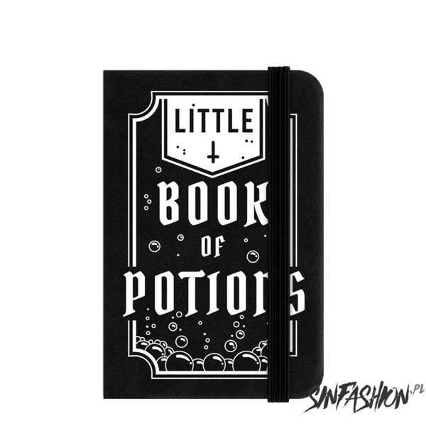 Notes Grind Store Little Book Of Potion